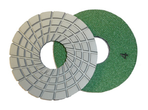 Diamond Concrete Polishing Pads Step 4