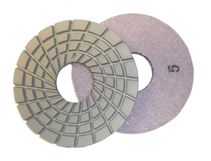 Diamond Concrete Polishing Pads Step 5