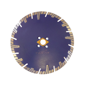 "8"" Samurai Turbo Diamond Blade Segmented"