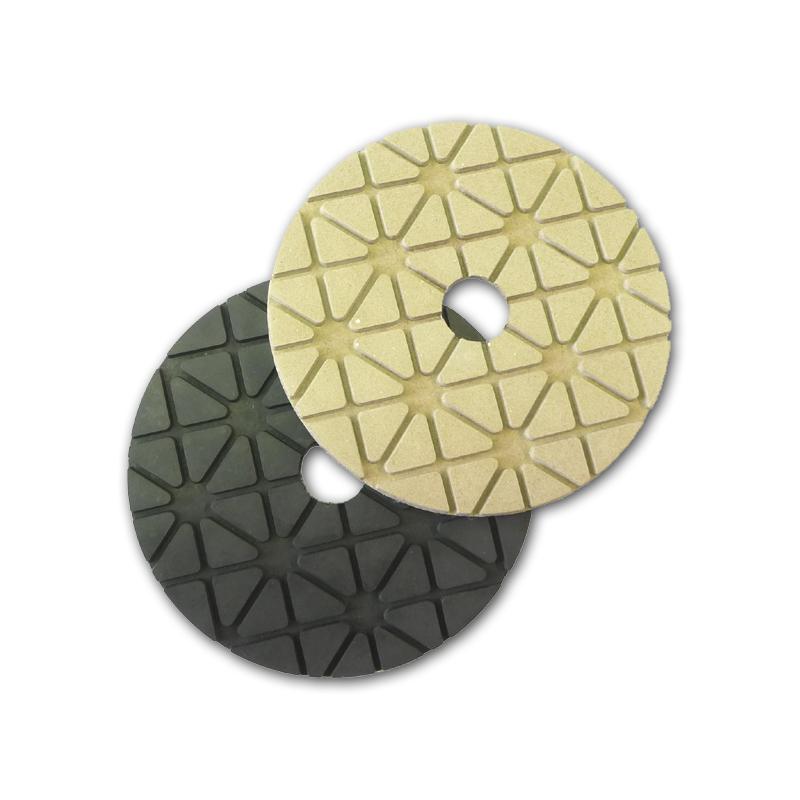 Jx Shine Super Buff Diamond Pads