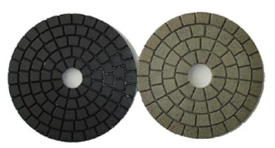 Toolocity 3 inch JX Shine Diamond Polishing Pad - Buff White at Sears.com