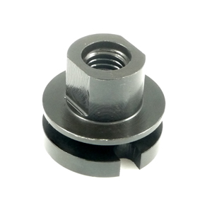 Adapter for diamond cup wheels