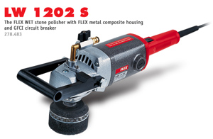 Flex LW1202 Wet Polisher