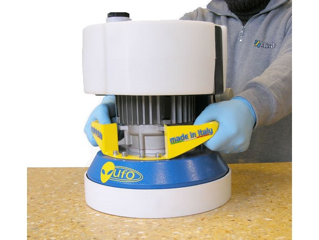 Klindex Planetary Polisher For Stone Amp Concrete Model Ufp330