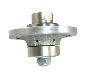 "Diamond Hand router bit 3/4"" Radius"