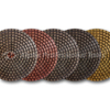Alpha Diamond Polishing Pads
