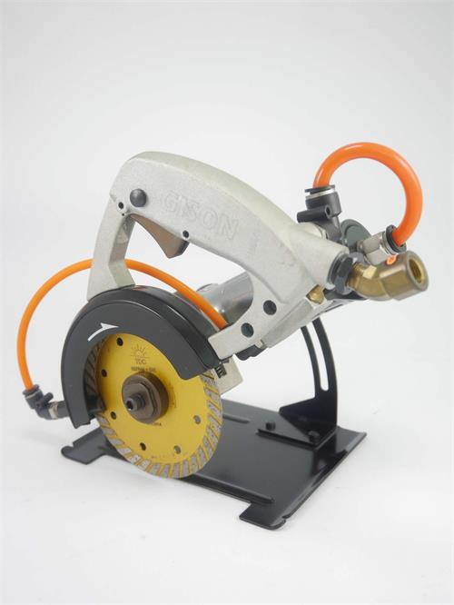 Gison Wet Air Cutting Saw Stone Cutter Gpw 227