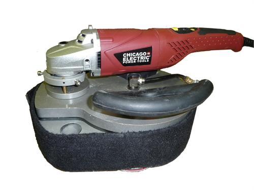 T Rex Planetary Polisher For Stone Amp Concrete