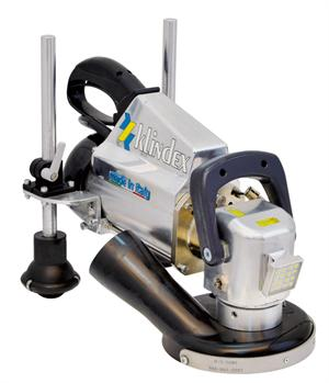 Waterfire 5 inch wet/dry grinder/polisher