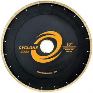 Cyclone Ultra Blade for dekton, porcelain
