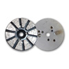 metal bond diamond floor disc 20 grit
