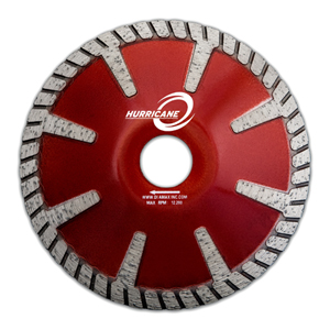 Hurricane Diamond Contour Blade
