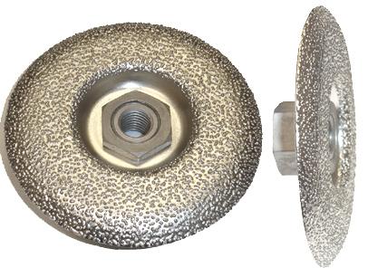 Convex Brazed Diamond Cup Wheels