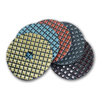 Monster 5-step dry diamond polishing pads