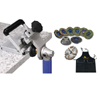 Wet Seam and edge polishing kit
